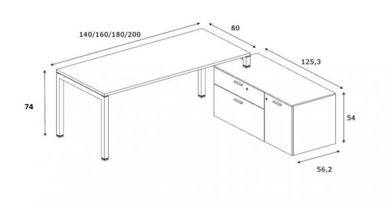 Abmessung_Schreibtisch_Sideboard