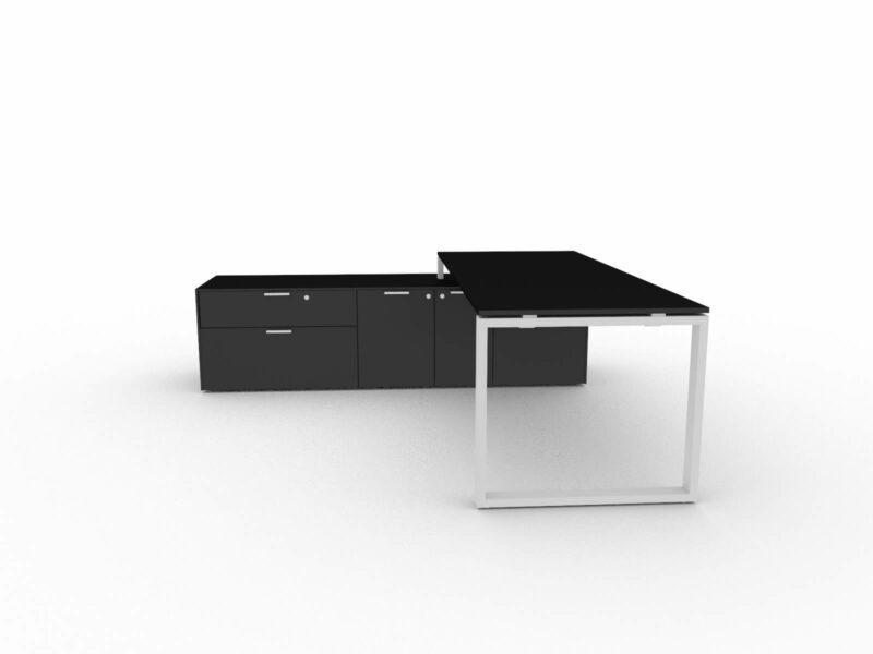 Chefschreibtisch-mit-grossem-Sideboard-Schwarz2