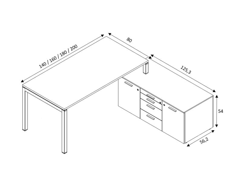 Schreibtisch-mit-Sideboard-GATE-skizze