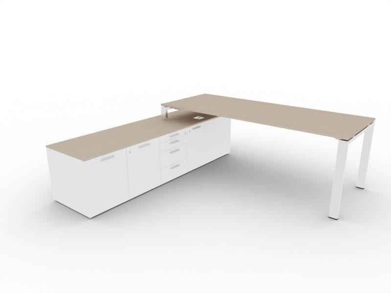 Chefschreibtisch-mit-Sideboard-Glider-Echtholzfurnier_1
