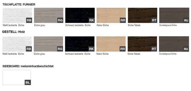 Farben-Furnier-Holz
