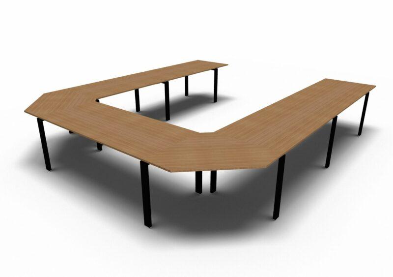 Konferenztisch 13 Personen 3