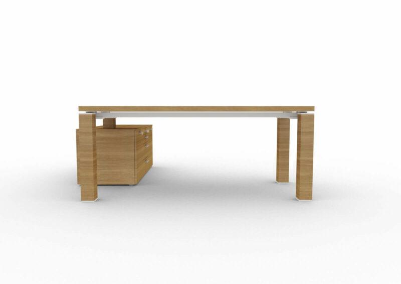 Schreibtisch-Jet-mit-kleinem-Sideboard_Nussbaum
