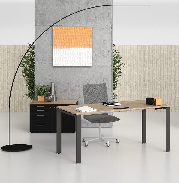 Schreibtisch_Glider_Bürotisch