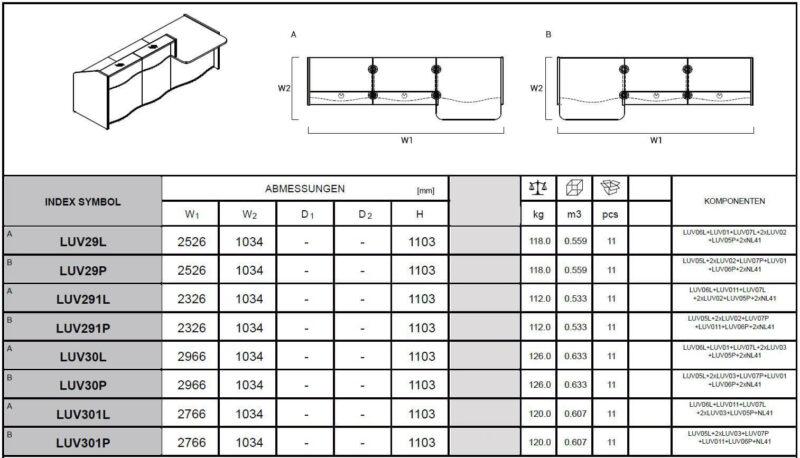 Abmessungen-Empfangstheken-Sinni-LUV29