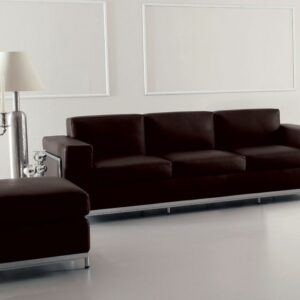 Design Leder Sofa