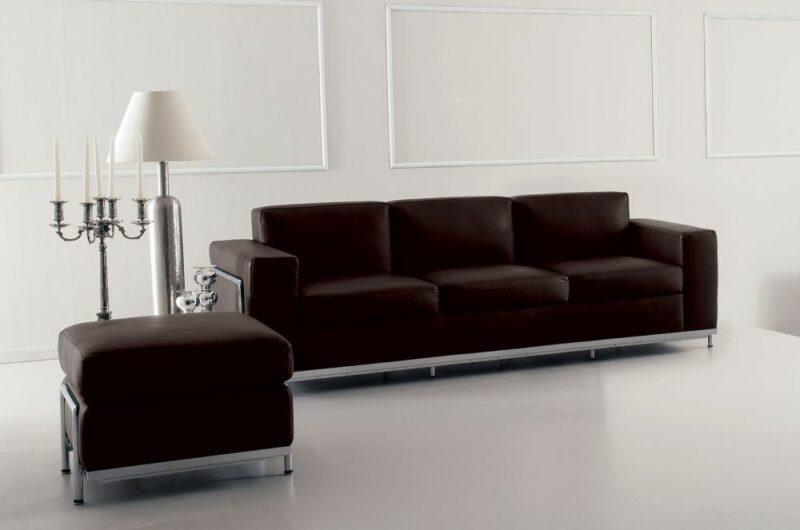 Design Ledersofa