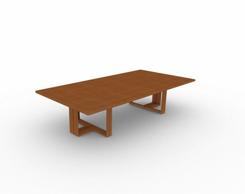 Konferenztisch-12-Personen-Nussbaum-Furnier