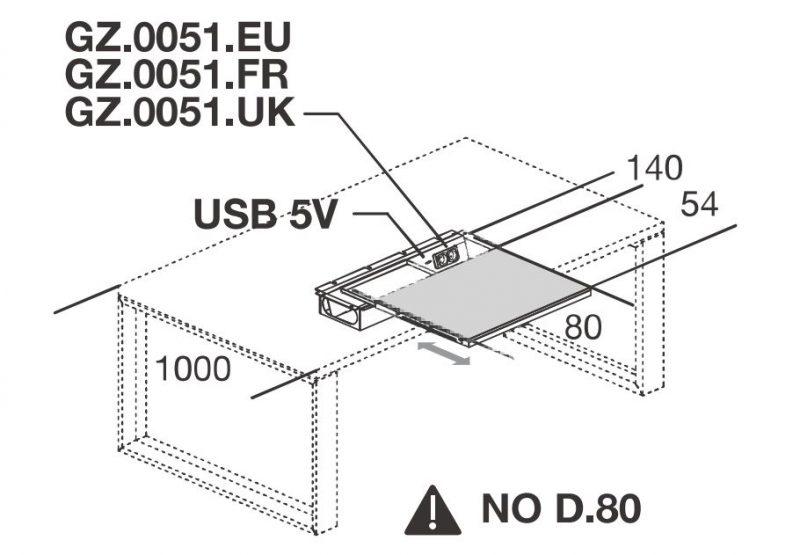 Schreibtisch-Arche-Ausziehbare-platte