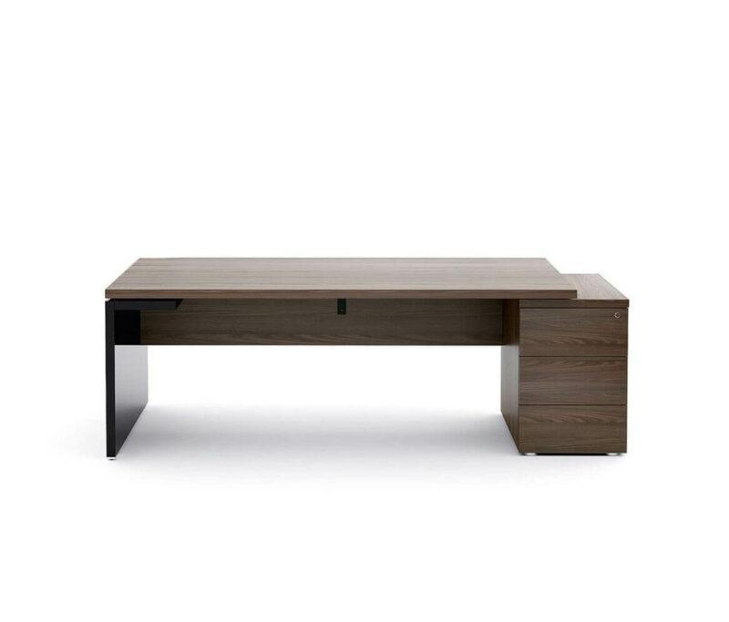 Schreibtisch mit Container Faro