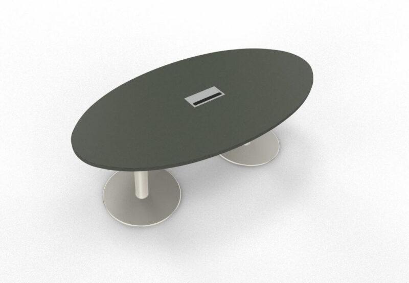 Konferenztisch-oval