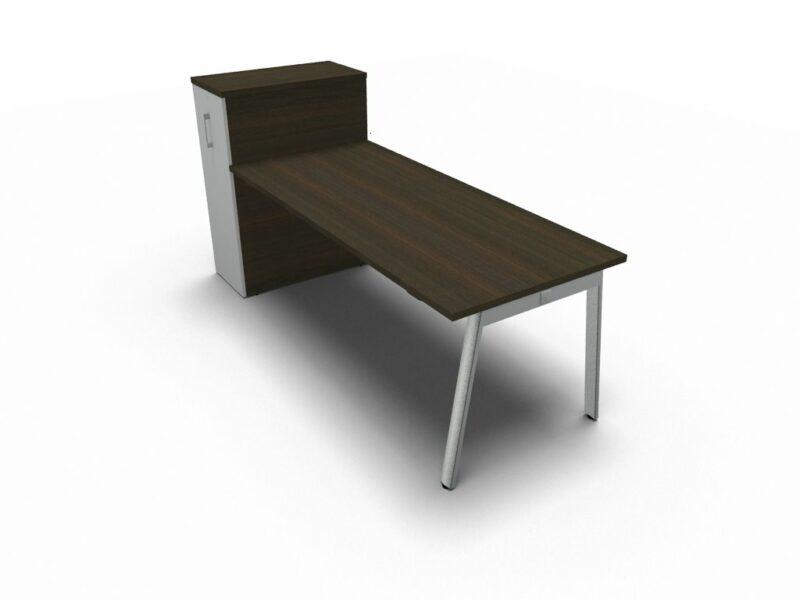 Schreibtisch mit Container Yan_m_4