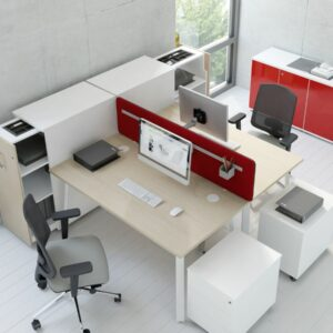 Schreibtisch 2 Personen