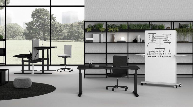 Schreibtisch-elektrisch-hoehenverstellbar-Winglet