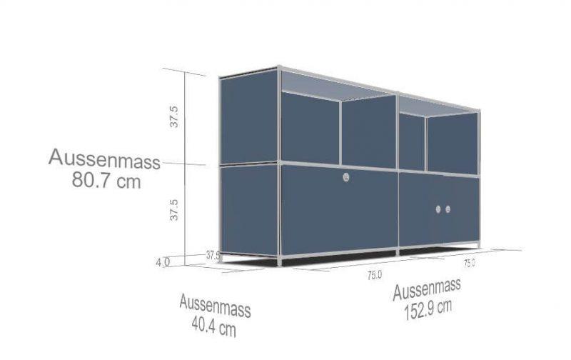 Sideboard-System4-Lowboard
