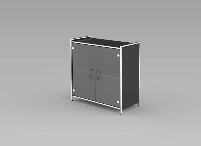 Sideboard_Glas_2OH_anthrazit