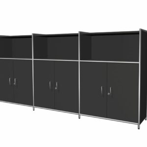 Highboard_3Tueren_3OH_anthrazit