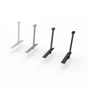 PC-Halter-YAN-weiss-aluminium-anthrazit-schwarz
