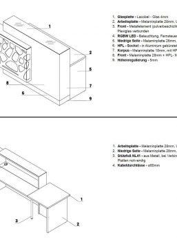 Technische-Beschreibung-Empfangstheke-Aqua