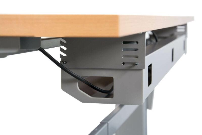 Schreibtisch-Madrid-Kabelwanne
