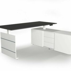 Schreibtisch-hoehenverstellbar-anthrazit