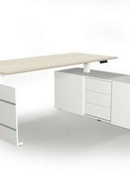 SchreibtischUpDownSideboard-ahorn