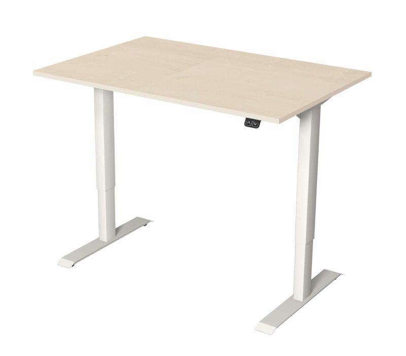Schreibtisch-hoehenverstellbar-ahorn