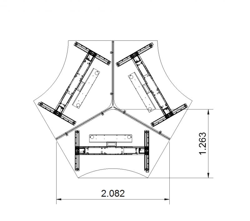 Abmessungen-Schreibtisch-fuer-3-Personen-elektrisch-hoehenverstellbar