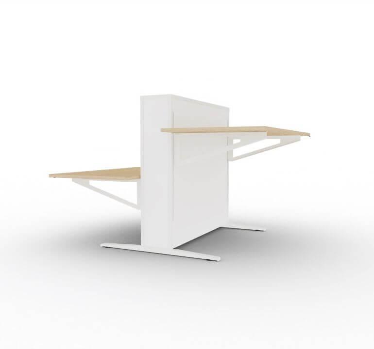 2-Personen-Schreibtisch-elektrisch-hoehenverstellbar-FLOW-kakao-weiss