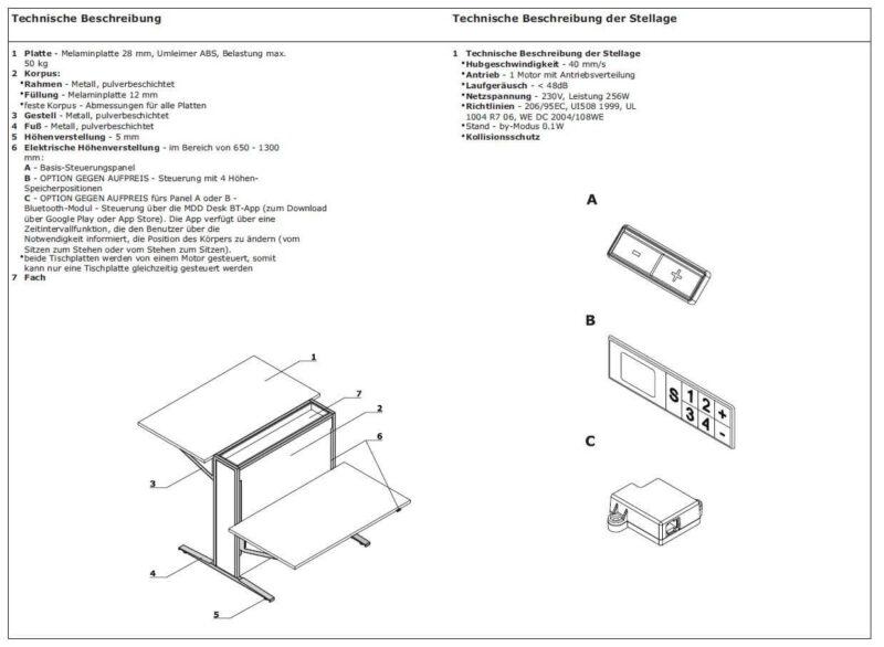 Technische Beschreibung FLOW