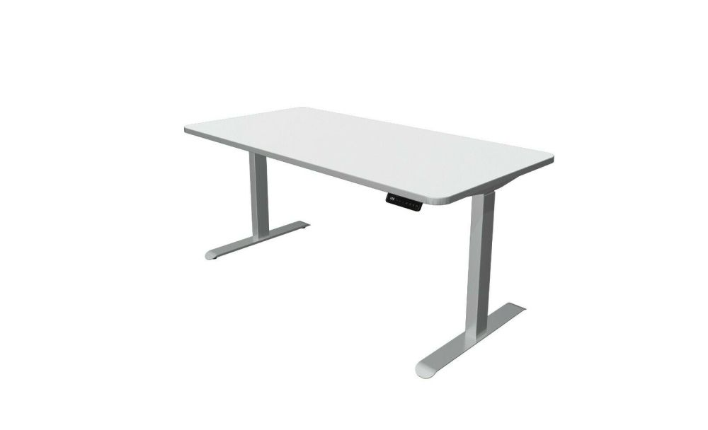 Sitzstehtisch-Updown-Weiß