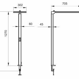 LED-Tischleuchte-Abmessungen_