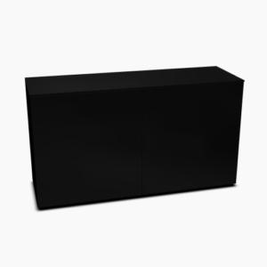 Bari-Kommode-schwarz-Glas