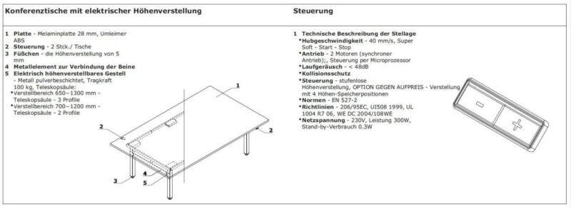 Konferenztisch-elektrisch-hoehenverstellbar-technische-Beschreibung