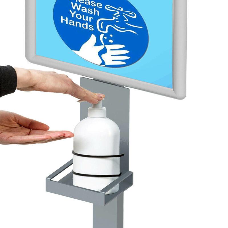 Desinfektionsständer-CleanUp