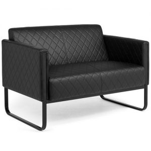 Loungesofa_Bayamo_Black_2-Sitzer