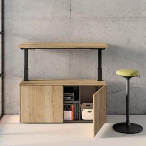 Schreibtisch-mit-Unterschrank-elektrisch-höhenverstellbar_5