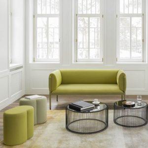 2-Sitzer-Sofa-Stilt