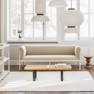3-Sitzer-Sofa-Stilt
