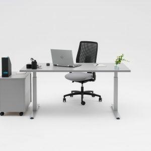 Elektrisch höhenverstellbarer Schreibtisch OGI DRIVE